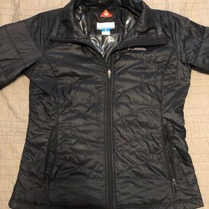 Columbia coat with Omni-Heat technology